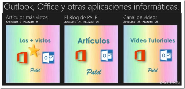 La aplicación consta de 3 secciones
