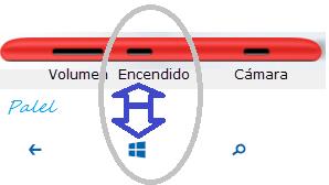 Capturar pantallas en Windows Phone
