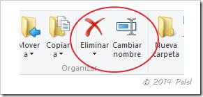 Comandos Explorador - Palel.es